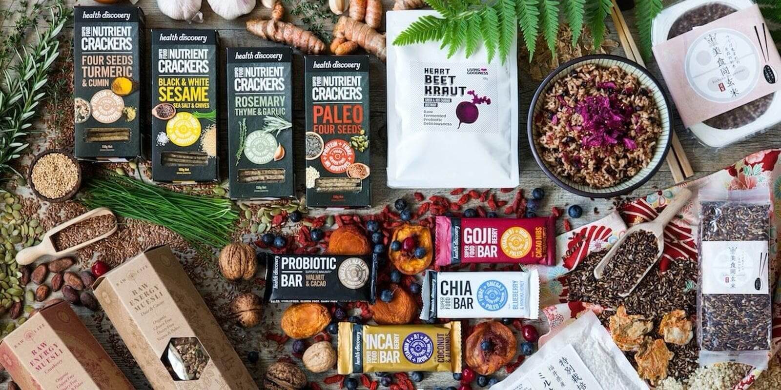 10% off First Online Order of Healthy Products