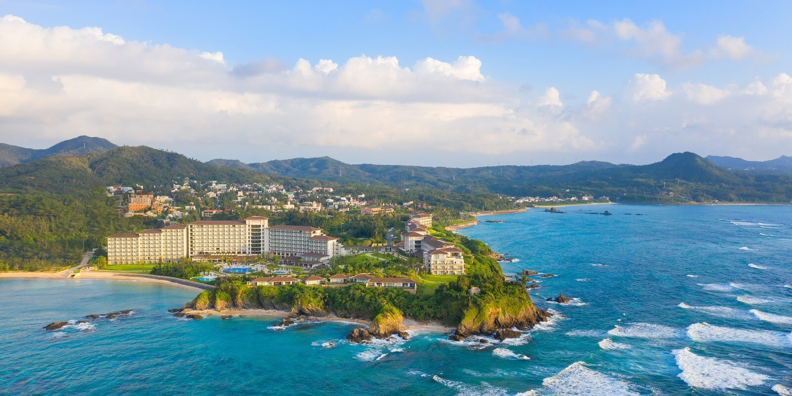 Safe and luxurious staycation package in Okinawa