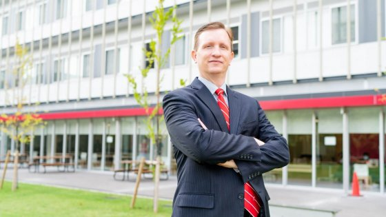 Temple University Welcomes New Dean