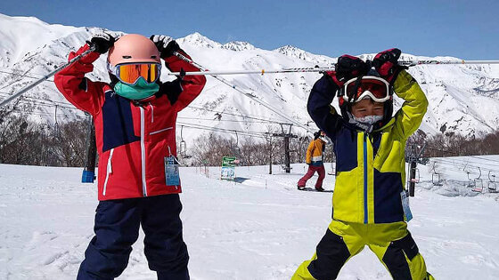 66% off Ski Lessons in Hakuba