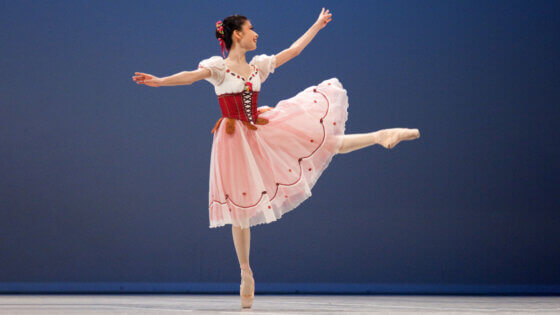 Enjoy Ballet from the Comfort of Your Home