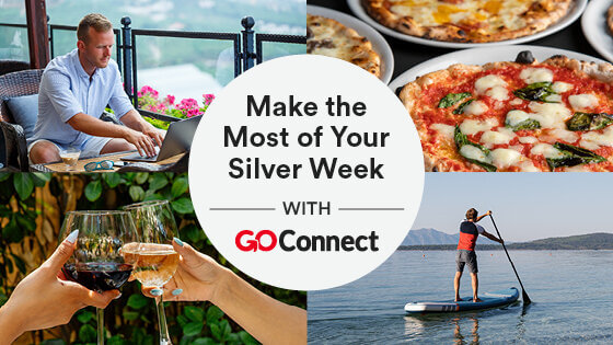 How to Make Your Silver Week Relaxing and Productive